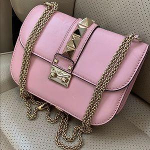 Authentic Valentino Small Glam Rock Bag